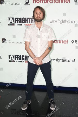 Ben Lovett attends attend the screening of 'I Trapped The Devil'