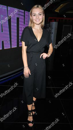 Alana Boden attends the screening of 'Feedback'