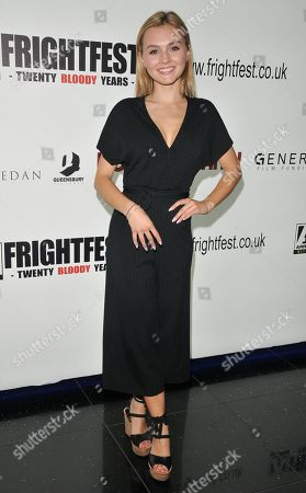 Stock Photo of Alana Boden attends the screening of 'Feedback'