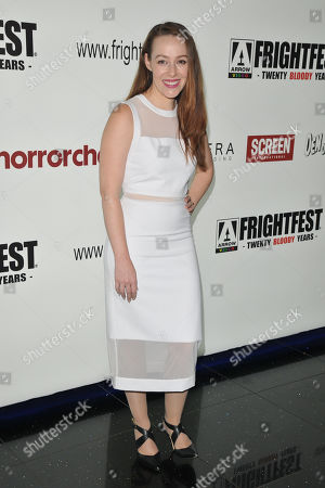 Editorial photo of 'Frightfest' at Cineworld Leicester Square, London, UK - 24 Aug 2019