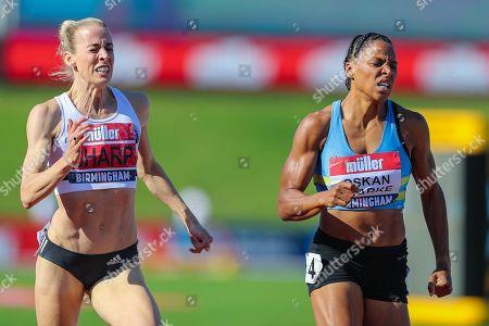 Editorial photo of Muller British Athletics Championshiips, Birmingham - 25 Aug 2019