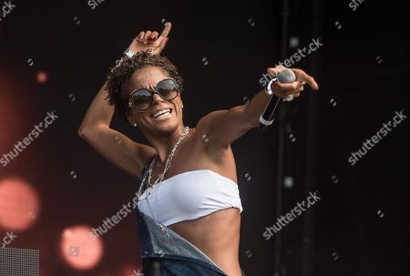 Editorial photo of South West Four Festival, Clapham Common, London, UK - 25 Aug 2019