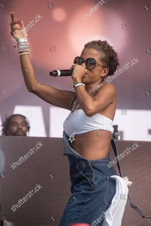 Stock Picture of Ms Dynamite