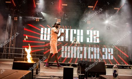 Stock Image of Wretch 32