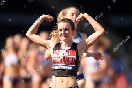Editorial picture of Day Two of the Muller British Athletics Championships, Athletics, Alexander Stadium, Birmingham, UK - 25 Aug 2019