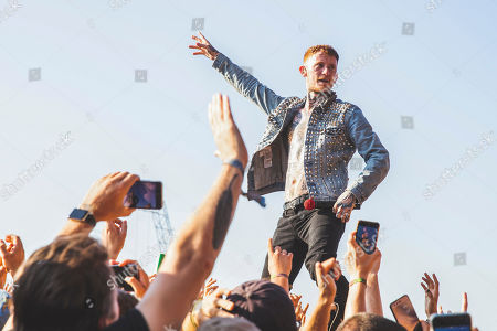 Stock Picture of Frank Carter