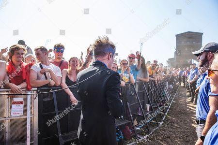 Editorial photo of Reading Festival, UK - 25 Aug 2019