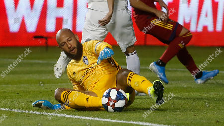 Editorial picture of MLS Rapids Real Salt Lake Soccer, Sandy, USA - 24 Aug 2019