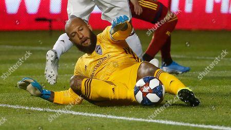Editorial photo of MLS Rapids Real Salt Lake Soccer, Sandy, USA - 24 Aug 2019