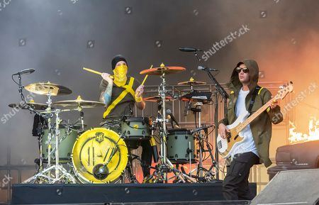 Editorial image of Leeds Festival, Bramham Park, UK - 25 Aug 2019