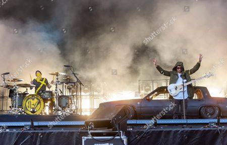 Editorial picture of Leeds Festival, Bramham Park, UK - 25 Aug 2019
