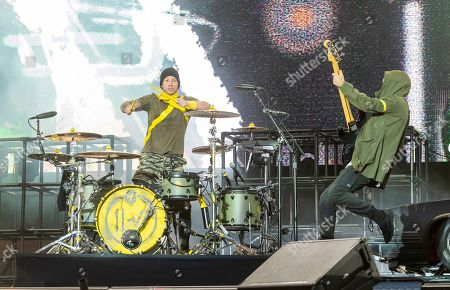 Twenty One Pilots - Josh Dun and Tyler Joseph