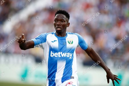 Kenneth Omeruo of Leganes