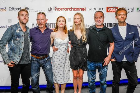 Editorial picture of 'Frightfest' at Cineworld Leicester Square, London, UK - 25 Aug 2019