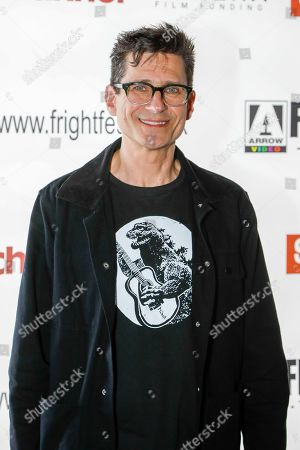 Rodman Flender (The Office, Idle Hands) attends the screening of 'Eat Brains Love'