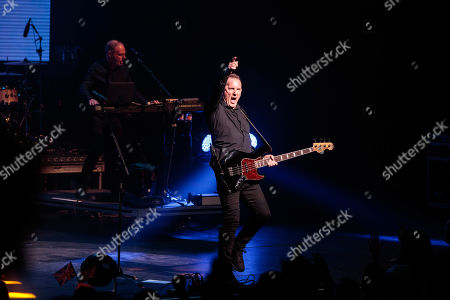 Paul Humphreys and Andy McCluskey - Orchestral Manoeuvres in the Dark (OMD)