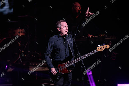 Andy McCluskey and Paul Humphreys - Orchestral Manoeuvres in the Dark (OMD)
