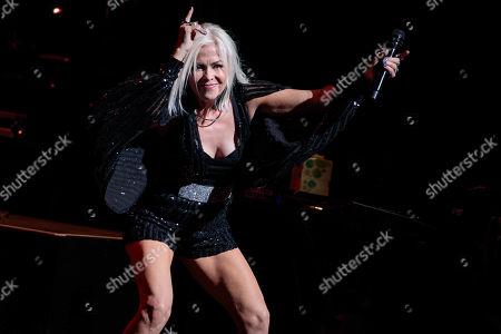 Stock Photo of Terri Nunn - Berlin