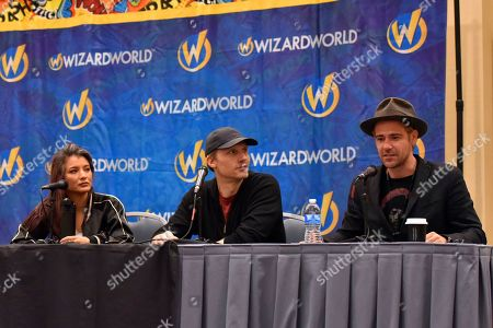 Editorial picture of 2019 Wizard World Comic-Con - Day 4, Chicago, USA - 25 Aug 2019