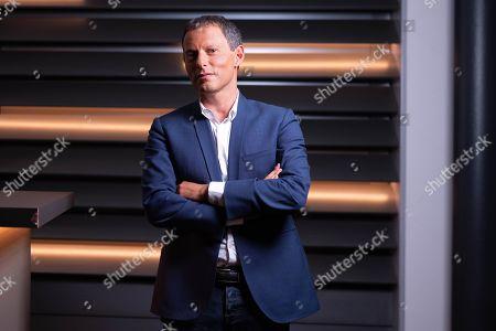 Stock Photo of Marc Olivier Fogiel