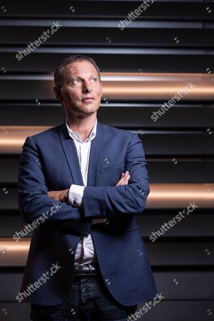 Stock Image of Marc Olivier Fogiel