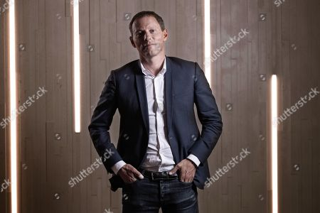 Editorial photo of Marc-Olivier Fogiel photocall, Paris, France - 20 Aug 2019