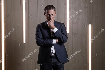Editorial picture of Marc-Olivier Fogiel photocall, Paris, France - 20 Aug 2019