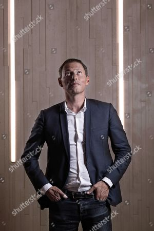 Stock Picture of Marc Olivier Fogiel