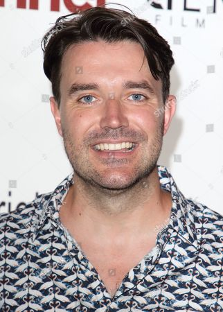 Stock Photo of Shane O'Meara