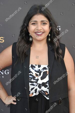 Punam Patel attends the 2019 Performer Peer Group Celebration at the Saban Media Center, in Los Angeles
