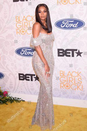 Black Girls Rock Awards, Arrivals, New Jersey