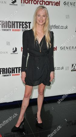 Editorial image of 'Frightfest' at Cineworld Leicester Square, London, UK - 25 Aug 2019