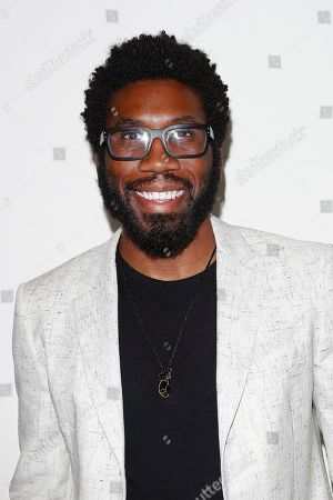 Nyambi Nyambi arrives for the 71st Emmy Awards Season Peer Group Celebration at the Saban Media Center in North Hollywood, Los Angeles, California, USA, 25 August 2019.