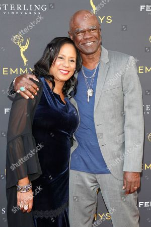 Editorial picture of 71st Emmy Awards Season Peer Group Celebration in Los Angeles, USA - 25 Aug 2019
