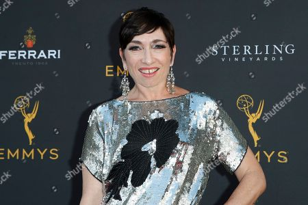 Naomi Grossman arrives for the 71st Emmy Awards Season Peer Group Celebration at the Saban Media Center in North Hollywood, Los Angeles, California, USA, 25 August 2019.