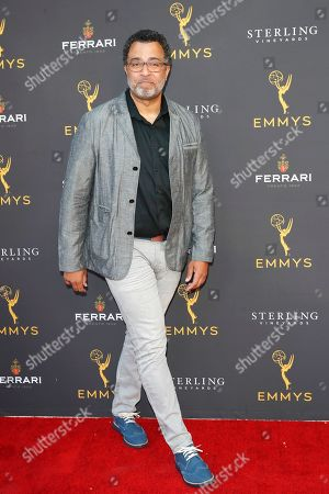 US voice actor Anthony Mendez arrives for the 71st Emmy Awards Season Peer Group Celebration at the Saban Media Center in North Hollywood, Los Angeles, California, USA, 25 August 2019.