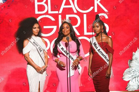 Editorial picture of Black Girls Rock Awards, Show, New Jersey, USA - 25 Aug 2019