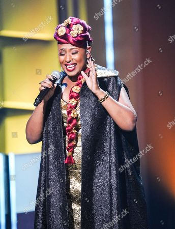 Editorial photo of Black Girls Rock Awards, Show, New Jersey, USA - 25 Aug 2019