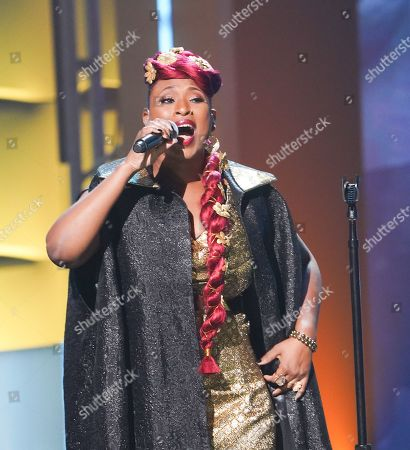 Editorial image of Black Girls Rock Awards, Show, New Jersey, USA - 25 Aug 2019