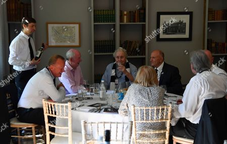 Fulham Palace Hospitality - George Cohen