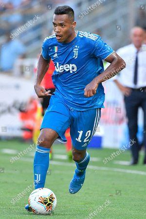 Alex Sandro of Juventus FC