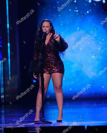 Editorial picture of 2019 Black Girls Rock! Awards - Show, Newark, USA - 25 Aug 2019