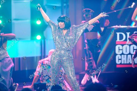 CeCe Peniston performs on stage at the 2019 Black Girls Rock! Awards at the New Jersey Performing Arts Center, in Newark, NJ