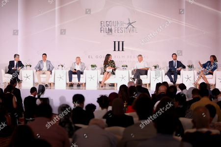 Editorial picture of Press conference on El Gouna Film Festival, Cairo, Egypt - 26 Aug 2019