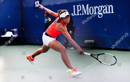 Editorial photo of US Open Tennis, New York, USA - 26 Aug 2019