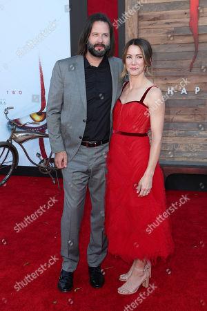 Gary Dauberman and Sara Dauberman
