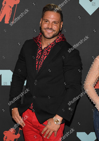 Stock Picture of Ronnie Ortiz-Magro