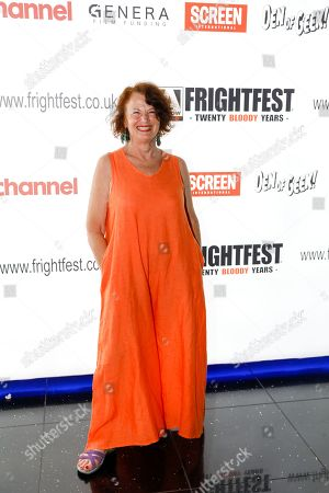 Stock Image of Maureen Bennett (The Mirror Crack'd) attend the screening of 'Here Comes Hell'
