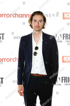 Timothy Renouf (Killer Weekend) attends the screening of 'Here Comes Hell'