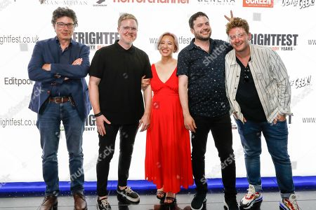 Editorial photo of 'Frightfest' at Cineworld Leicester Square, Day 5, London, UK - 26 Aug 2019